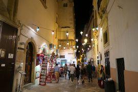 美しき南イタリア旅行♪ Vol.322(第10日)☆ガッリーポリ:美しき旧市街の夜景 賑やかなメインストリート♪