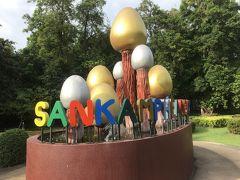 タイ専科 56 再々再々再訪 サンカンペン温泉 温泉風呂付 ニューロッジ泊