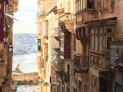 女ひとり5連休でマルタ&キプロス【2】幽霊船とバレッタ街歩き