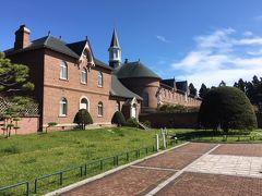 9月末の函館 トラピスチヌ修道院・元町の教会群とベイエリア、函館山の夜景