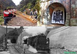 ■定光寺~古虎渓 中央線旧線愛岐トンネル群紅葉狩りの旅■