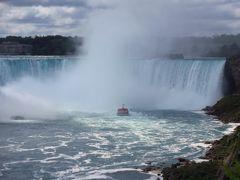 カナダ東部旅行記  その4 −ナイアガラ−