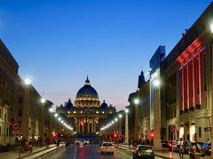 【自分で手配】ドブロブニクからローマ 、ついでにフィレンツェの一人旅 6泊8日⑤ヴァチカン市国など