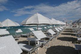 美しき南イタリア旅行♪ Vol.325(第11日)☆ガッリーポリ:ビーチ高級リド「サムザーラ」♪