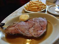 ロサンゼルスに来たら、絶対食べて欲しいのが、「San Franciscan」のステーキです。
