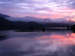 ◆初秋の裏磐梯 bura★j-ryu ①(秋元湖&小野川不動滝 編)