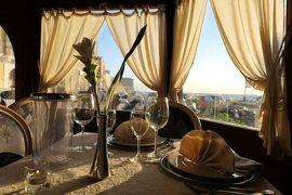 美しき南イタリア旅行♪ Vol.331(第11日)☆ガッリーポリ:旧市街リストランテ「La Puritate」優雅なディナー♪