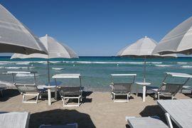 美しき南イタリア旅行♪ Vol.338(第12日)☆ガッリーポリ:ビーチ高級リド「サムザーラ」♪