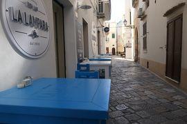 美しき南イタリア旅行♪ Vol.342(第12日)☆ガッリーポリ:美しき旧市街 優雅なショッピング♪