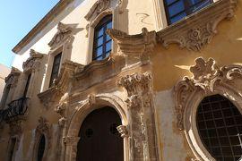 美しき南イタリア旅行♪ Vol.344(第12日)☆ガッリーポリ:美しき旧市街 可愛らしいパラッツォ♪