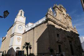 美しき南イタリア旅行♪ Vol.346(第12日)☆美しきガッリーポリ旧市街 夕暮れの大聖堂♪