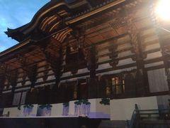 奈良東大寺歌舞伎 その2 東大寺歌舞伎とお宿編