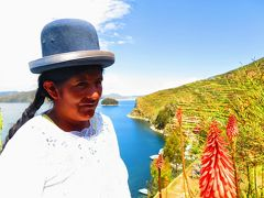 ウユニ de Wedding*ペルー&ボリビア 5日目 プーノ→ラパス