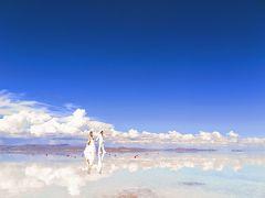 ウユニ de Wedding*ペルー&ボリビア 7日目 ウユニWedding