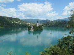 バルカン半島を旅する25スロベニア・ブレッド湖編