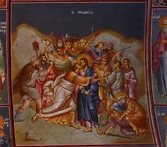 2018.8ギリシアザキントス島,ペロポネソス半島ドライブ旅行16-聖Dionysios教会,Ano Vasilikosの海岸