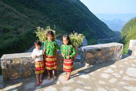 ベトナム最北部ハザンと中国国境