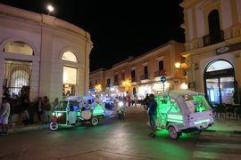美しき南イタリア旅行♪ Vol.349(第12日)☆きらめく夜景のガッリーポリ旧市街♪
