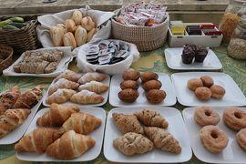 美しき南イタリア旅行♪ Vol.350(第13日)☆ガッリーポリ旧市街ホテル「Palazzo Mosco Inn」最後の朝食♪