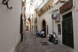 美しき南イタリア旅行♪ Vol.351(第13日)☆ガッリーポリ旧市街ホテル「Palazzo Mosco Inn」さようなら♪
