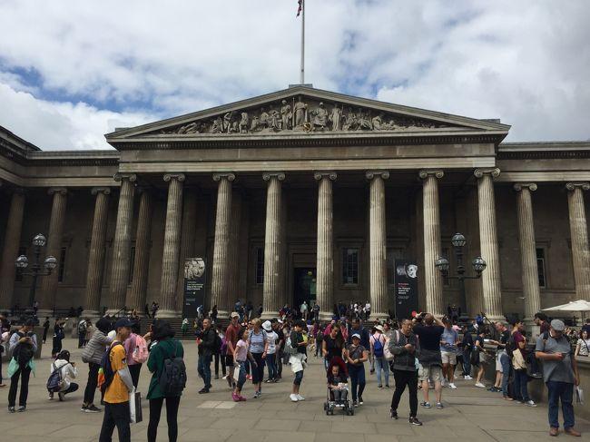 British Museum 2018 ⑪ ( 大英博物館 2018年夏 スコットランドから英国縦断の旅)
