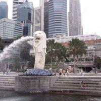 2009年 シンガポールへの旅①