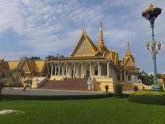 2泊4日で、カンボジアへ