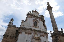 美しき南イタリア旅行♪ Vol.355(第13日)☆イタリア美しき村「プレシッチェ」:美しい広場「Piazza G.Villani」♪