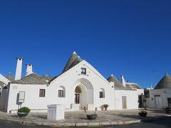 アルベロベッロ_Alberobello  トゥルッリ!中世領主の税金対策が伝統的家屋群に昇華した奇跡の町