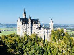 ドイツ旅行①ノイシュバインシュタイン城