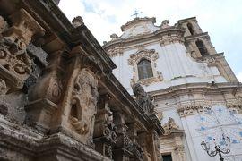 美しき南イタリア旅行♪ Vol.356(第13日)☆イタリア美しき村「プレシッチェ」:バロックの美しい大聖堂♪