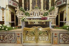 美しき南イタリア旅行♪ Vol.357(第13日)☆イタリア美しき村「プレシッチェ」:バロックの美しい大聖堂は煌びやか♪
