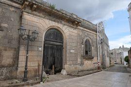 美しき南イタリア旅行♪ Vol.361(第13日)☆古代遺跡の眠る「パトゥ」:旧市街を歩く♪