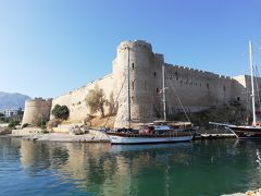 東地中海の真珠?!北キプロス③ギルネ城(キレニア城)