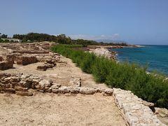 灼熱のチュニジア・ツァー参加記6 陶器の街ナブール、ケルクアン遺跡~チュニスへ