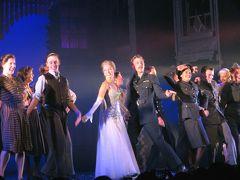 マシュー・ボーンのバレエ「シンデレラ」を見にシンデレラみたいに開演5分前に飛び込んで