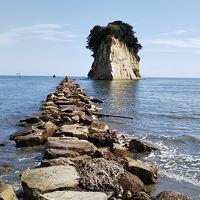 子連れで岐阜・北陸の旅 Vol.7☆能登半島でマルガージェラート、見附島、ゴジラ岩、滝見亭でランチしました♪*