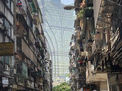 2018秋・衝動的香港旅 2日目、ディストピアマカオ