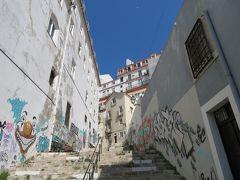 チョイ住み ㏌ リスボンの舞台を訪ねて  リスボン3日目