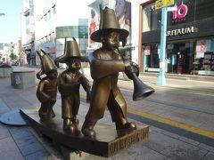 釜山への2泊3日の旅 Vol.1