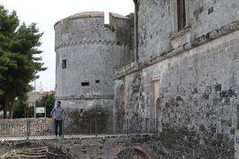 美しき南イタリア旅行♪ Vol.376(第13日)☆アンドラーノ城:庭園から古城風景♪