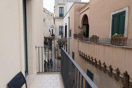 美しき南イタリア旅行♪ Vol.381(第13日)☆オートラント:「Palazzo Papaleo」ジュニアスイートルームからパノラマ♪