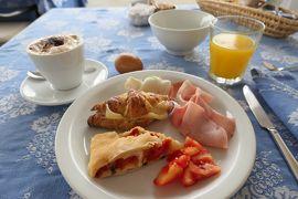 美しき南イタリア旅行♪ Vol.384(第14日)☆オートラント:高級ホテル「Palazzo Papaleo」朝食♪