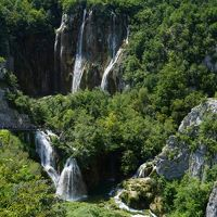 クロアチア・スロベニア9日間⑥ (プリトヴィツェ)