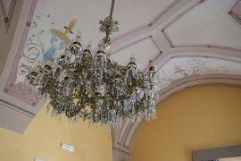 美しき南イタリア旅行♪ Vol.385(第14日)☆オートラント:高級ホテル「Palazzo Papaleo」美しいラウンジルーム♪