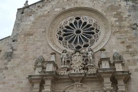 美しき南イタリア旅行♪ Vol.386(第14日)☆オートラント大聖堂:美しいバラ窓♪