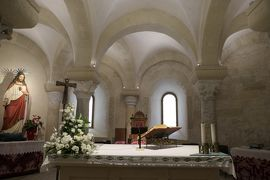 美しき南イタリア旅行♪ Vol.389(第14日)☆オートラント大聖堂:クリプタの美しいフレスコ画♪