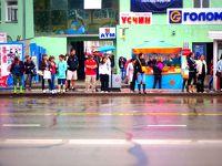 【モンゴル】大草原や遊牧民の生活を体験しないウランバートル市内観光しかも雨。