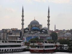 イスタンブールを海から眺めるボスポラス海峡クルーズ