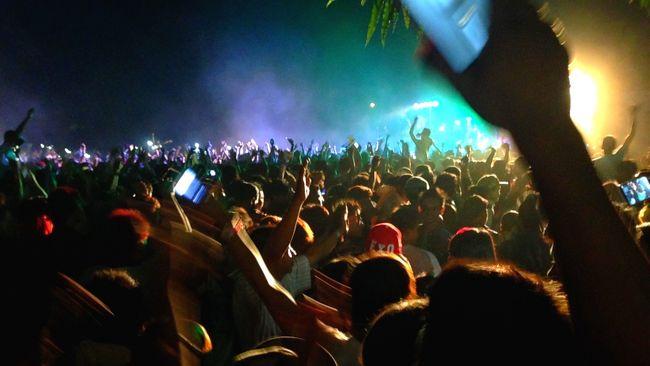 【ミャンマー】発狂のヤンゴン、年越しカンドージ公園カウントダウンイベント